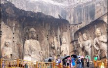 Day 15, Longmen Grottoes