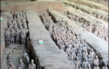 Day 17, Terracotta Warriors