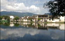 Day 9, Hongcun Ancient village